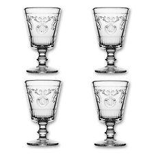 """4x Wein Glas """"Versailles"""" von La Rochere aus Frankreich, 200 ml, Kelch, Weinglas"""