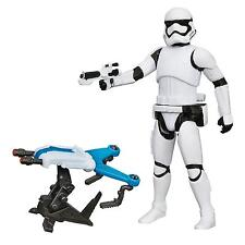 Star Wars The Force Awakens 3.75-In Figure Snow Mission First Order Stormtrooper