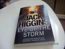 EYE OF THE STORM A JACK HIGGINS NOVEL