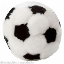 Good Boy Dog/Puppy Toy - Soft Plush Football With Squeaker