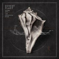 robert plant - lullaby and....the ceaseless roar - papersleeve  CD
