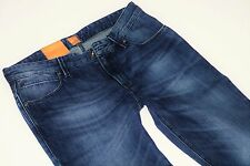 NEW - Hugo Boss Orange 63 - W31 L34 - Dark Washed Denim - Slim Jeans 31/34