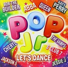 POP JR LET'S DANCE - VARIOUS ARTISTS - (2 CDS) - NEW