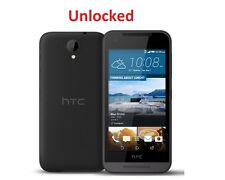 HTC Desire 520 8GB 4G LTE Grey 8MP Smartphone **UNLOCKED** Android 5.1