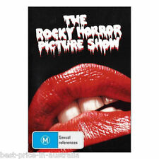 The Rocky Horror Picture Show DVD MUSICAL COMEDY TOP 1000 MOVIES BRAND NEW R4