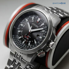 Citizen Promaster Sky BJ7070-57E GMT Herren Armbanduhr Eco Drive/Solar