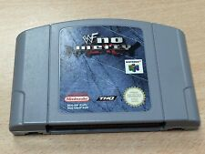 * Nintendo 64 Game * WWF NO MERCY * N64 G