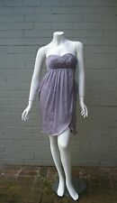 BNWT Forever New silk dress size 8 wedding cocktail