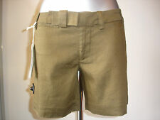 Miss Sixty Rod linen shorts with bow detail 28