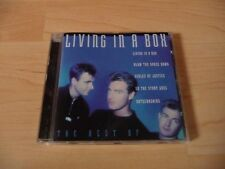 CD The Best of Living in a box - 1996 - 13 Songs