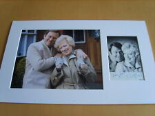 terry Scott and June Whitfield genuine signed authentic autograph UACC / AFTAL