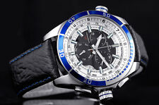BISSET BSCC54 AIAS CHRONOGRAPH Herrenuhr Swiss Made Armbanduhr