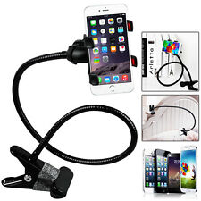 360 Car Desktop Bed Universal Mobile Phone Mount Stand Holder for iPhone 5 6 6S