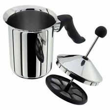 Judge Hob Top Milk Jug Frother Sauce Pot Dishwasher Stainless Steel Induction