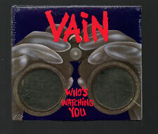 "Vain - Who`s watching you - rare 1 Track US Promo 5"" Single CD - NEU & OVP"