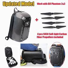 4x9450 Blade+Shoulder Backpack Bag Case For Professional&advanced DJI Phantom 3