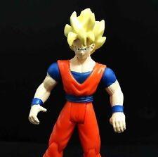 "IRWIN toys DragonBall Z BZD action Figure  SS GOKU 5"" figure loose #l9"