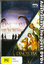 Dinotopia 6 DISCS DVD NEW, FREE POSTAGE WITHIN AUSTRALIA REGION ALL