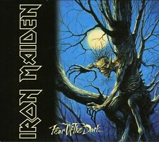 IRON MAIDEN FEAR OF THE DARK Enhanced REMASTERED CD NEW