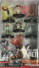Marvel HeroClix: Uncanny X-Men FAST FORCES WZK 72366