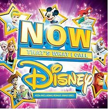 Various - NOW That's What I Call Disney BRAND NEW SEALED 4CD
