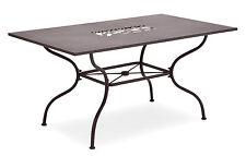 Belardo Gartentisch ALGIRI  150 x 90 cm Tisch Gartenmöbel wetterfest Balkontisch