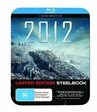 2012 Roland Emmerich  Blu-Ray DVD - Good Condition Pre-Owned