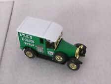 Matchbox Models of Yesteryear Y12 1937 GMC Van Lyle's Golden Syrup STILL IN BOX