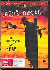 Jeepers Creepers 2 Dvd (Special Edition)New & Sealed Region 4 Free Post
