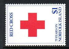 NORFOLK ISLAND MNH 1989 SG469 75TH ANV OF THE RED CROSS