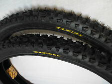 "2 BIKE BICYCLE CYCLE MOUNTAIN BIKE TYRE 26"" x 2.10"