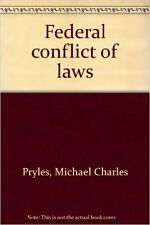 Federal Conflict of Laws by Michael Pryles and Peter Hanks