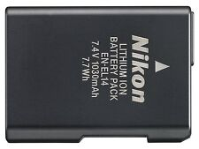 New Rechargeable Li-ion Camera EN-EL14 Battery FOR Nikon P7000 D3100 D3200 D5100