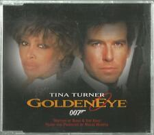 a -1 Maxi CD Tina Turner Golden Eye 007