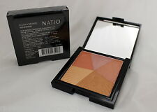 Natio Blush & Bronze Mineral Palettes 12g ::2015 Spring Colours::Choose From 2::