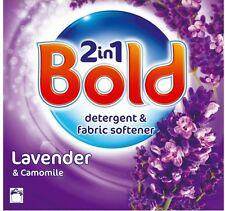 BOLD 2in1 POWDER LAVENDER & CAMOMILE 40 WASHES