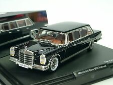 Vitesse Mercedes 600 Pullmann, schwarz - 28601 - 1/43