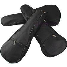 Black Padded Soft Shoulder & Back Carry Case 23 Inches For Ukulele Uke Bag Gig