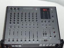 """Dynacord M1 Profi Mixer Dj Mischpult Studio Mixer Mischpult """"Rarität"""""""