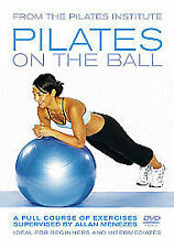 Pilates: On the Ball DVD NEW
