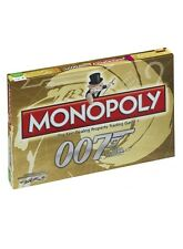 JAMES BOND 007 EDITION MONOPOLY BOARD GAME *BRAND NEW*