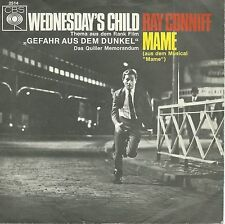 """Ray Conniff - Wednesday's Child / Mame: Soundtrack Songs (7"""" Vinyl-Single 1966)"""