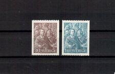 Schweden Michelnummer 471 - 472 postfrisch (Kunst 755 )