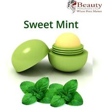 Smooth Sweet Mint Natural Moisturizing Plant Lip Balm - 7g