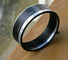 yashica fit petri badged Lens hood  57mm clamp on over  55mm for  rangefinder