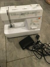 Husqvarna Viking Sewing Machine And Foot Peddle - Collection From Watford