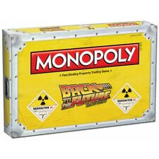 Back to the Future Monopoly Brand New