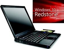"LENOVO WIN10 IBM THINKPAD LAPTOP NOTEBOOK R61 WINDOWS 10  14,1"" WXGA+ HD-Display"