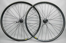 Mavic 319 SHIMANO DEORE XT CENTER LOCK HUBS DISC MTB WHEELSET WHEEL SET 26 INCH