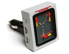 Back to the Future - Flux Capacitor USB Car Charger - NEW